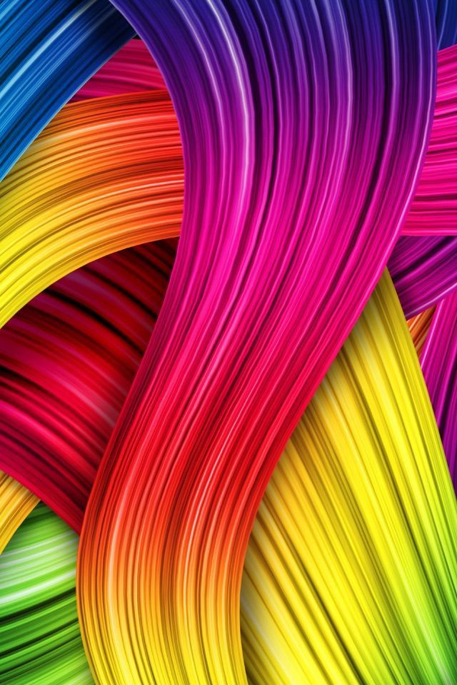 2463 best bright colors images on pinterest for Bright vibrant colors