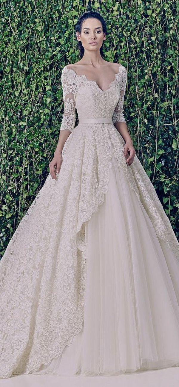Robe de mariée rose                                                       …