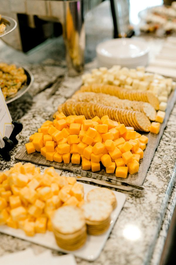 Weatherford Wedding Venue Reception Food Wedding Appetizers