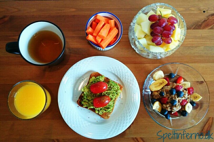 Have a lovely breakfast