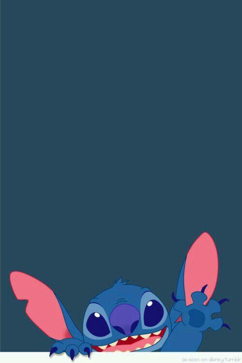 Stitch phone wallpaper blue cute and fluffy disney - Cute disney hd wallpapers ...