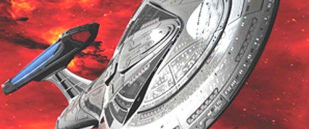 Star Trek The Fall: The Crimson Shadow Out On Tuesday