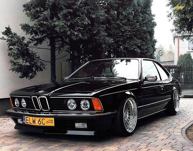 BMW 635 CSI (E24) - #bmw #CSI # E24