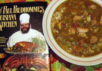 Cajun Seafood Gumbo with Andouille Smoked Sausage