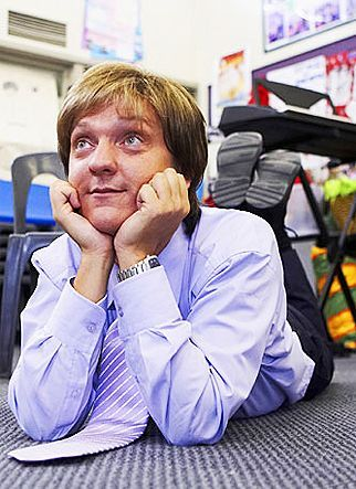 'Mr G,' Summer Heights High <3 him