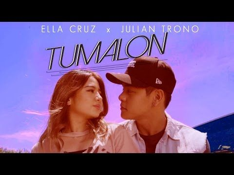 Ella Cruz & Julian Trono - Tumalon [Official Music Video] - YouTube