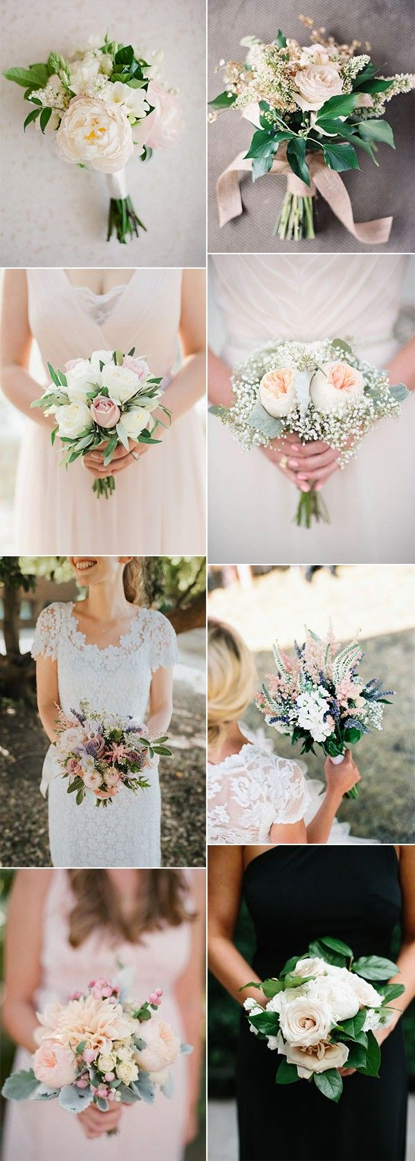 Trending-20 Pretty and Practical Small Wedding Bouquets for 2019 Brides – Page 2 of 2