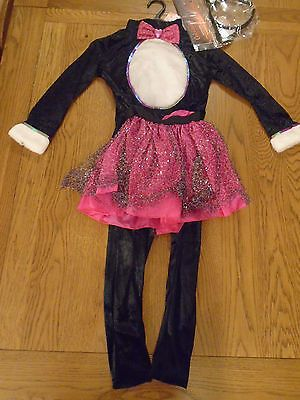 Bnwt cat fancy dress up. #(halloween) #9-10yrs. #sainsbury,  View more on the LINK: http://www.zeppy.io/product/gb/2/311537305608/