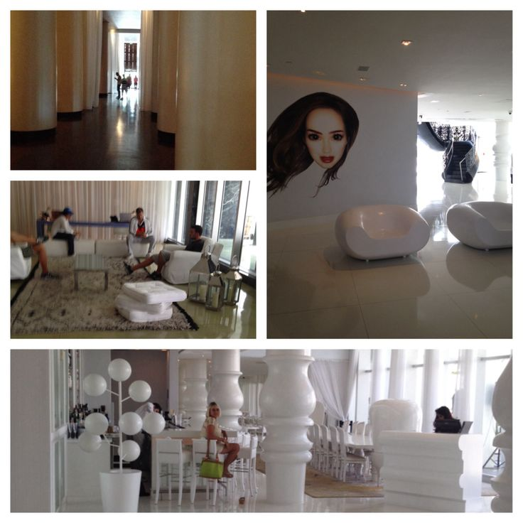 white on white and hotel lobbies. #100thingsiCRAVE #style