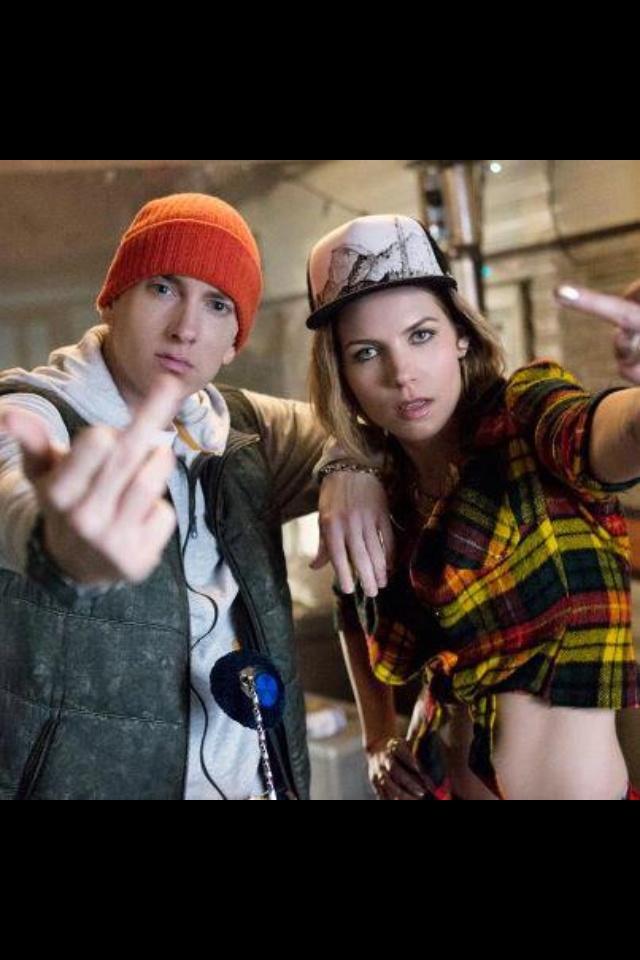 """Skylar Grey  Eminem -- Favorites -- """"Let Me Ride"""""""