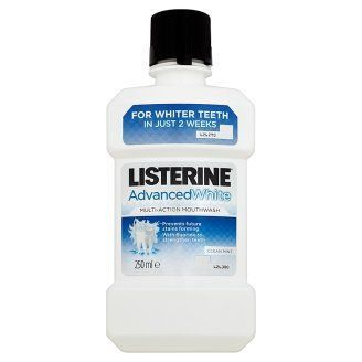 Now available on our store: LISTERINE White A... Check it out here! http://elivera.co.uk/products/listerine-white-advanced-liquid-mouthwash-250ml?utm_campaign=social_autopilot&utm_source=pin&utm_medium=pin