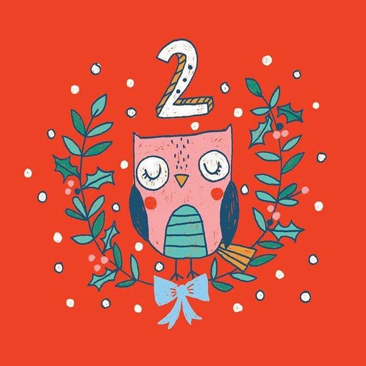 Day 2 - Advent 2016 - Lisa Barlow (Milk & Honey Studio)