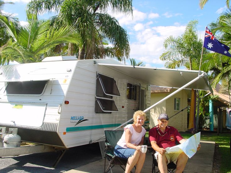 If you're more into camping and caravanning, we have great facilities to do so!