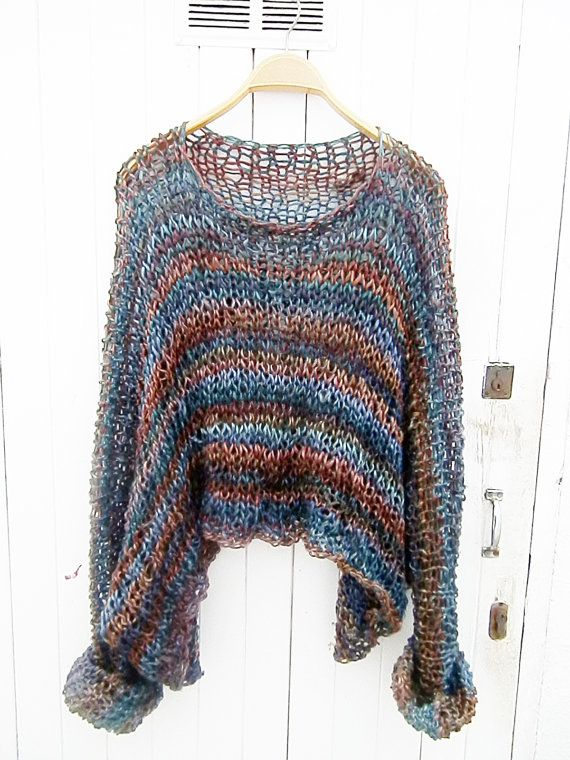 Sweater oversize por martipa en Etsy