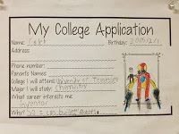 "6 simple and easy ""College Awareness Week"" ideas for elementary counselors"