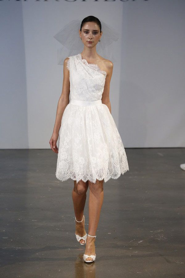 Marchesa 2014 bridal collection | onefabday.com