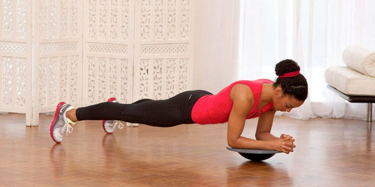 How to work out with a wobble board -Cosmopolitan.co.uk