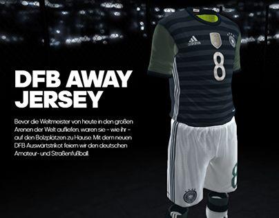 adidas | 11TS | DFB Jersey - WebGL Special