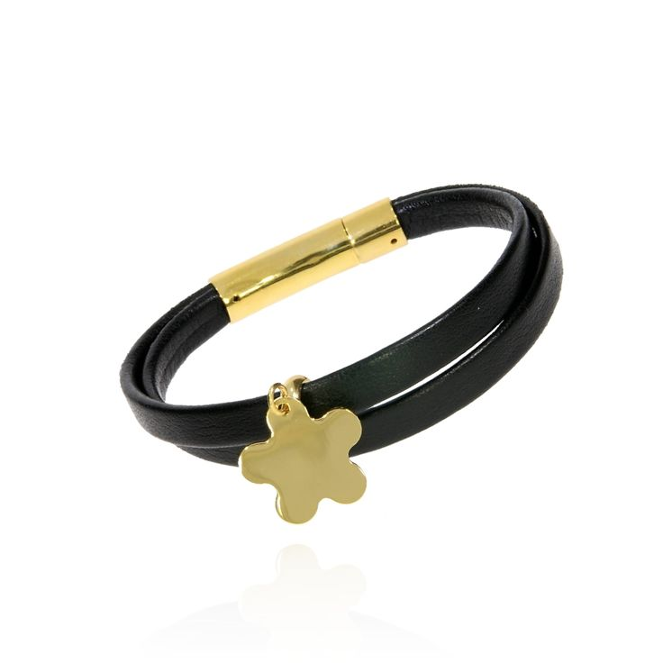 BRA 0037 - Czarna - Aleksandra Strippentow Biżuteria Handmade