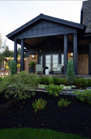 Porche - Maison typique par TTM Development company - Portland, Usa