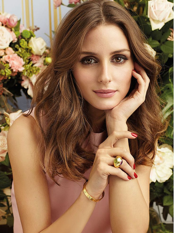 """I Believe That Beauty Products Really Are a Girl's Best Accessory"" — Olivia Palermo"