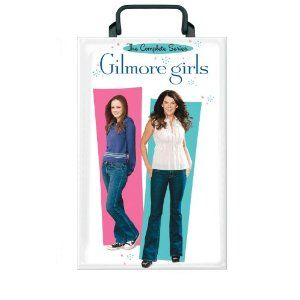 Gilmore Girls: The Complete Series Collection Yes I have this. Don't hate.