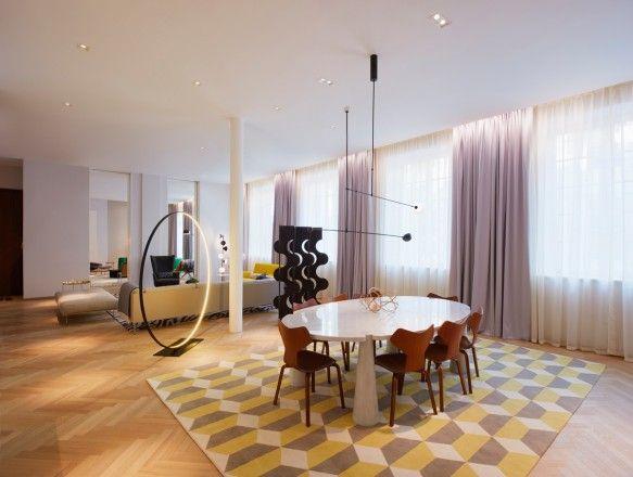 oltre 25 fantastiche idee su sedie per la sala da pranzo su ... - Sedia Soggiorno Design Patricia Cattelan