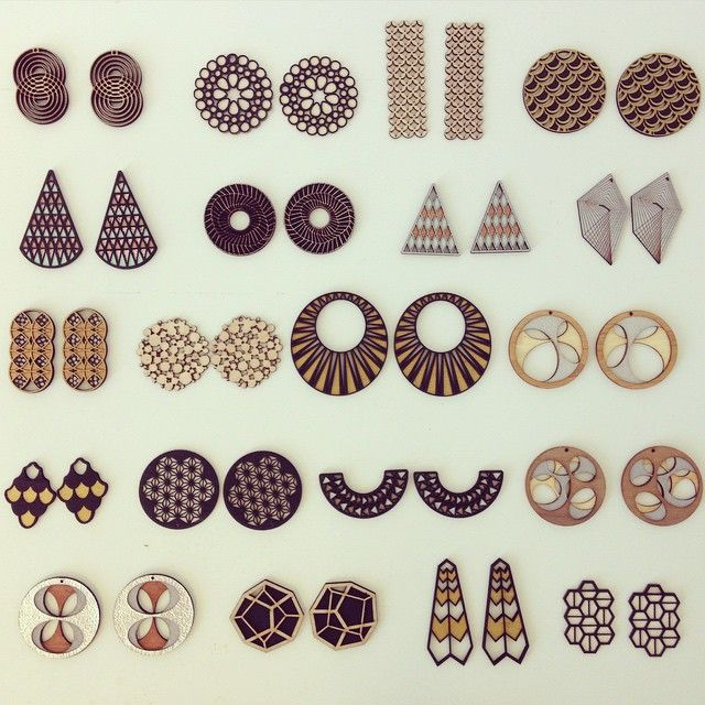 I love all of these gorgeous jewellery designs!