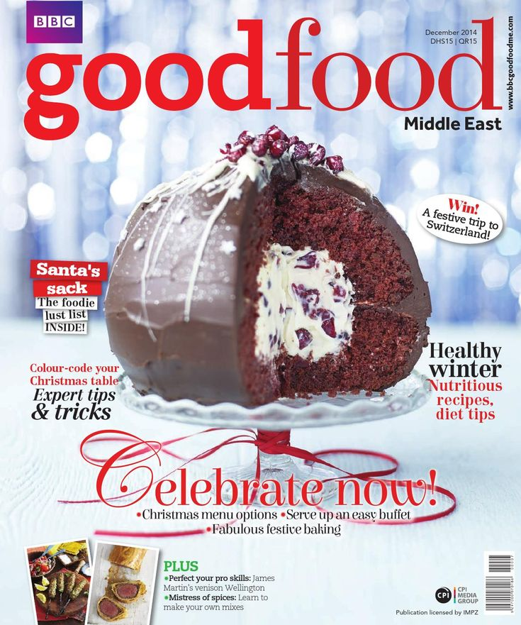 BBC Good Food ME - 2014 December