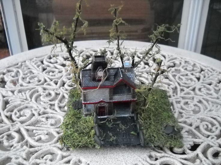 2016 Halloween Mini Maison Rose Lyne