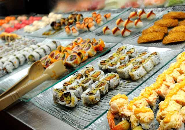 Get all-you-can-eat variety at Myrtle Beach buffets!