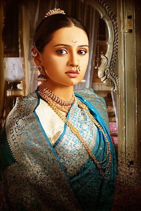 Marathi traditional look