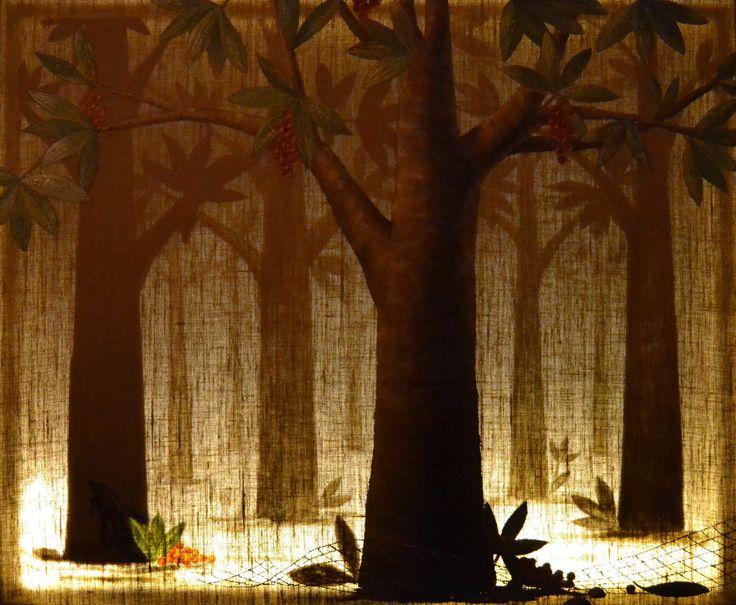 Ambrosia Tree * Light series *  Barbara Gerodimou * www.gerodimou.com