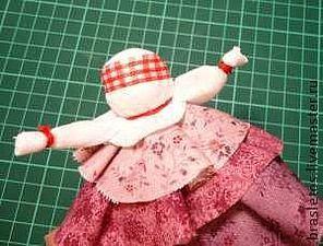Мастер-класс: кукла «Бубенчик» - Ярмарка Мастеров - ручная работа, handmade