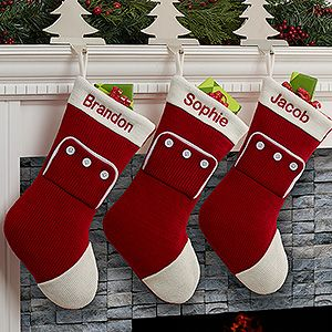Make your home more festive this Christmas with the Family Christmas PJs Personalized Stocking. Find the best personalized Christmas gifts at PersonalizationMall.com