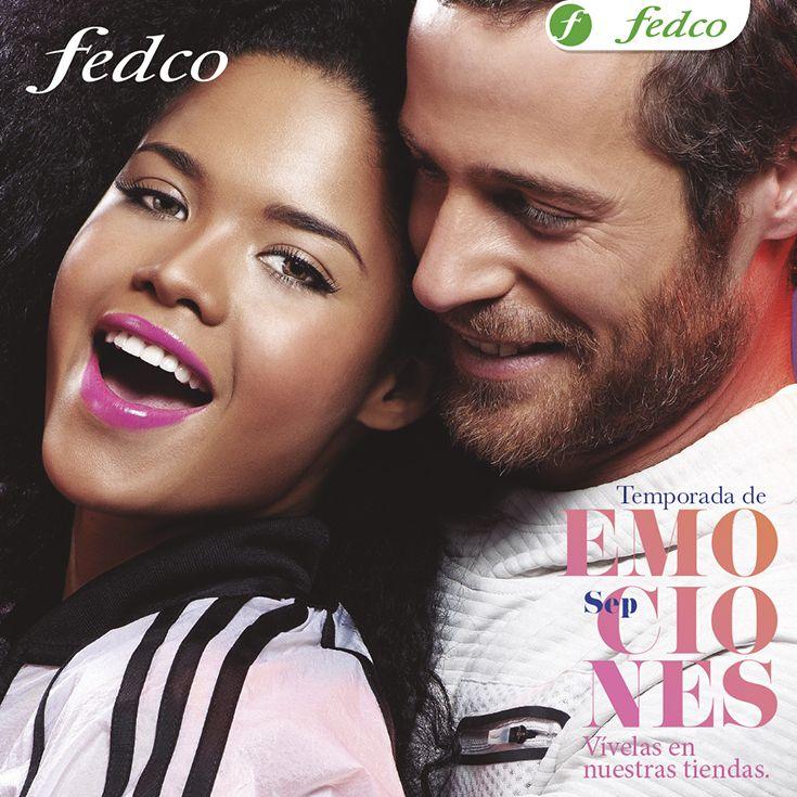 #TemporadaDeEmociones vive y comparte con Fedco los sentimientos que te inspira el mes del Amor y la Amistad.