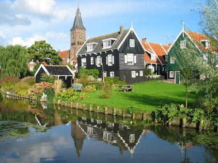 Marken - Pays-Bas. Sur routard.com, retrouvez les meilleures photos de voyage des internautes.