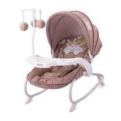 Transat Balancelle Pour Bébé Dream Time Lorelli Beige LORELLI - Transat bébé