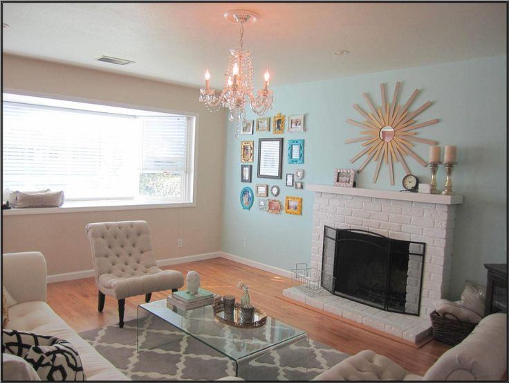 Benjamin Moore Antique Gl We Painted The Aqua Accent Wall With S Bird Egg