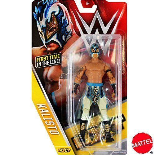 [WWE / NXT] KALISTO Callisto MATTEL Inc. figures / Series 60 [parallel import goods]