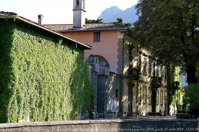 Villa Manzoni - Lecco - Wikipedia