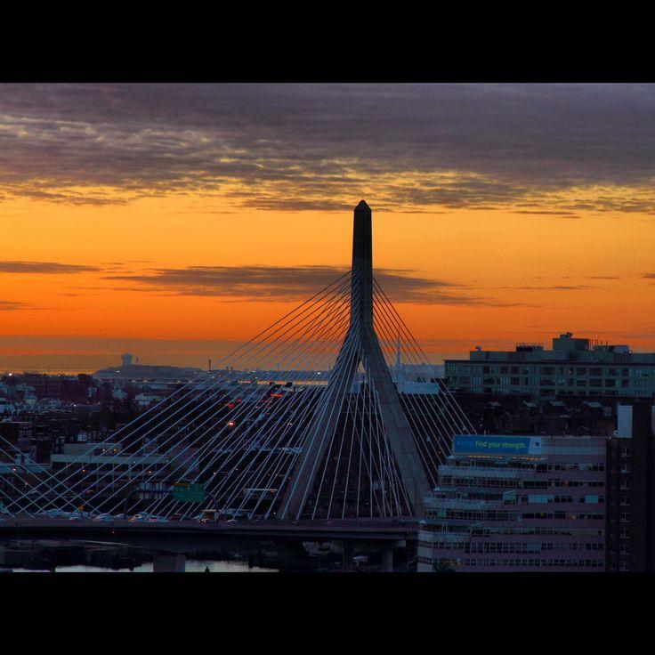 Good morning Boston !!