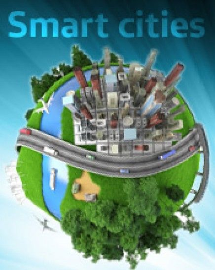 Smart City of the future NOW!