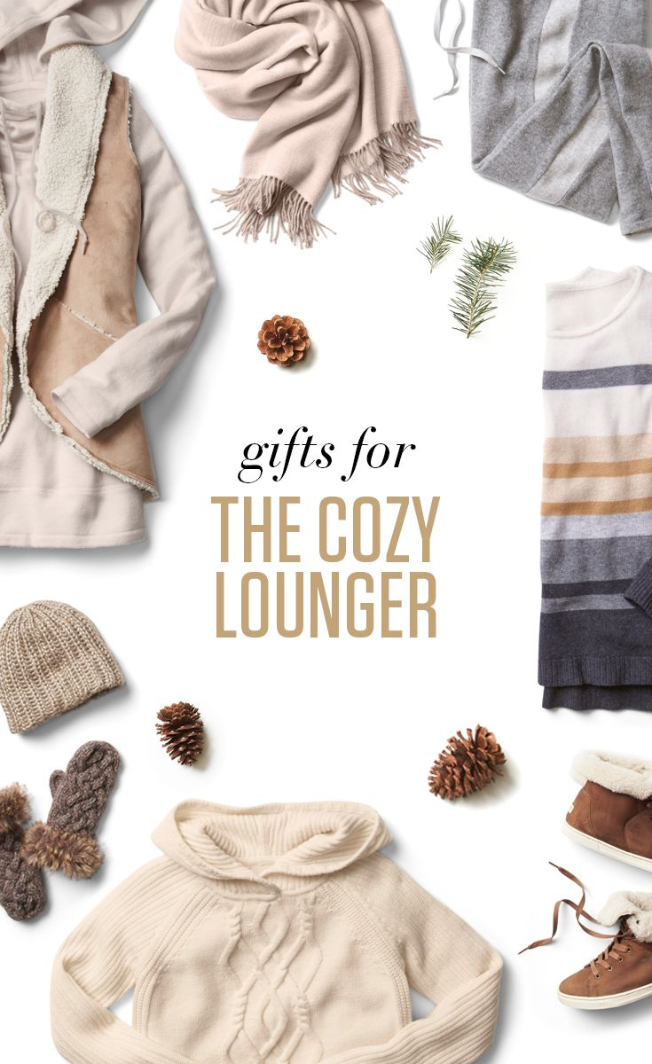 For days spent relaxing with friends and family—cozy gift ideas that warm more than just hearts.