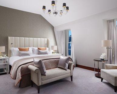 Conrad London St. James Hotel, GB - Conrad Suite Bedroom
