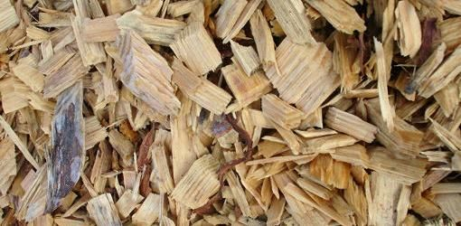 Find out how to use a wood chipper/shredder to make shredded wood mulch for use around your shrubs or in your garden.