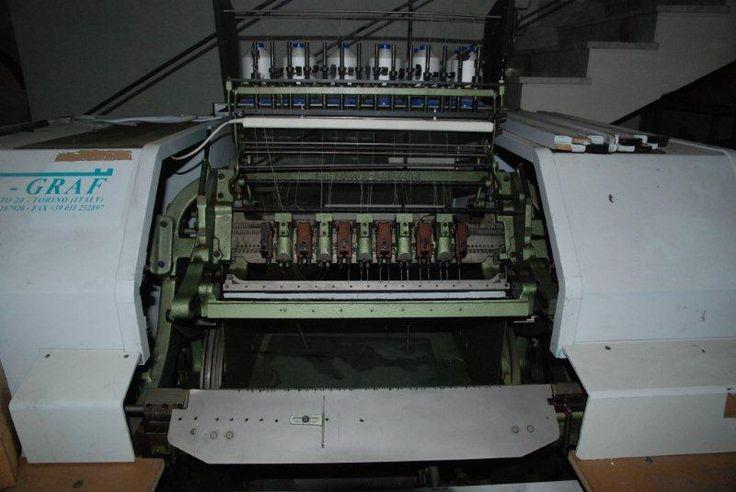 Filo refe manuale di grande formato modello Brehmer