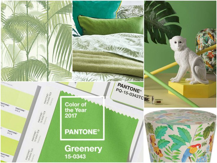 Pantone Greenery is the 2017 colour of the year and brings a restful escape from the world. Get the jungle look in the bedroom with these spring-inspired finds.