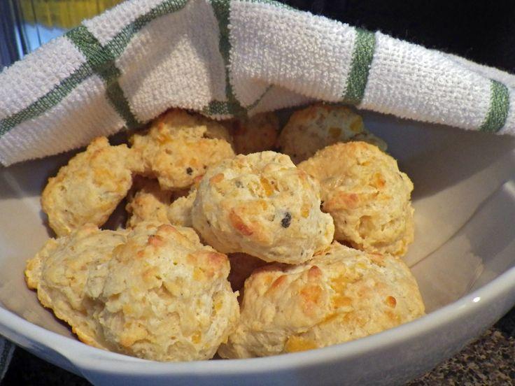 Easy Cheesy Biscuits by Joanne Fluke