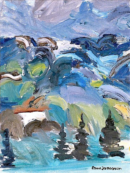 ARNE ISACSSON - Landscape